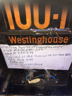 249A991G07  POTENTIAL TRANSFORMER 12000V 100:1 WESTINGHOUSE USED