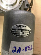 14976 AMETEK  LAMB CHARGING MOTOR 115V USED