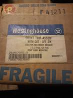 2606D58G19 NB SHUNT TRIP RH 120 VAC WESTINGHOUSE NEW