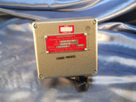 Meletron Pressure Actuated Switch (3200-9SS-465) New Surplus