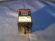 SSAC (TDM24DL) Timing Delay Relay, New Old Surplus