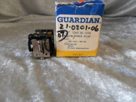Guardian 1240-3C-120A Medium Power Relay, Coil 120 VAC-60 Hz, New Surplus