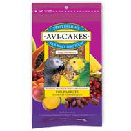 Fruit Delight Avi-Cakes Parrot 8 oz.