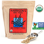 Harrison's High Potency Coarse Medium to Large Bird 5 lbs.