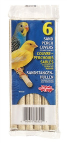 Sand Perch Covers 6-pack Sm.