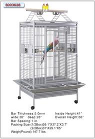 "Play Top Bird Cage 36"" x 28"""