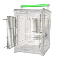 Acrylic Travel Cage