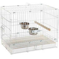 "20""  x 12"" x 16"" Travel Bird Cage"
