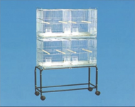 Image displays two units stacked on optional stand. Item is priced per unit.