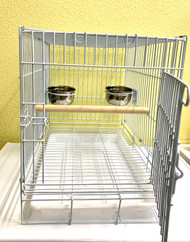 Fold-able Travel Cage