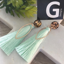 MINT (2015) -  Long Glitter Tassels