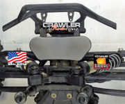 Crawler Innovations is excited to release it's Axial Yeti Foam Front Bumper Insert. The foam bumper is machined from C.I.'s proven closed cell formula and is designed to fit easily into your 1:10 Axial Yeti. It is recommended to use one drop of any brand CA Tire Glue or Super Glue to securely lock the bumper in.