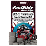 Axial SCX10 Transmission Sealed Bearing Kit  AXIAL SCX10 TRANSMISSION SEALED BEARING KIT  Includes the following:  4pcs 5x10x4mm 2pcs 8x16x5mm