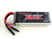 THUNDER POWER 2250mAh 3-Cell/3S 11.1V Elite 55C LiPo (TP2250-3SE55)  Max Charge: 8C Max Cont. Discharge: 55C Max Burst Discharge: 100C Max Charge Current: 18A Max Cont. Current: 123.8A Max Burst Current: 247.5A Weight (grams): 178.7 Dimensions H x W x L (mm): 24 x 35 x 104