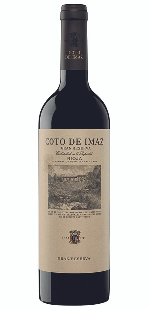 El Coto De Rioja Coto De Imaz Gran Reserva 2012 750ml Grandvinwinemerchants Com