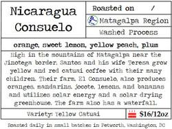 Nicaragua Consuelo