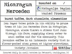 Nicaragua Mercedes
