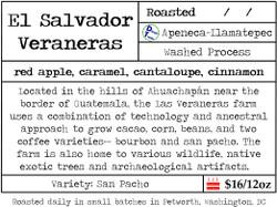 El Salvador Las Veraneras