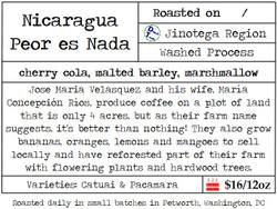 Nicaragua Peor es Nada