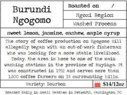 Burundi Ngogomo