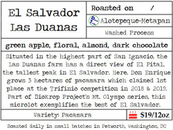 El Salvador Las Duanas