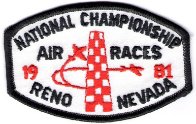 1981 Official Patch