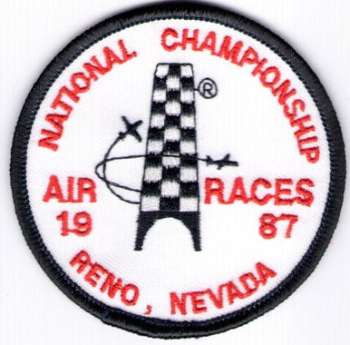 1987 Official Patch