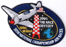2001 Official Patch