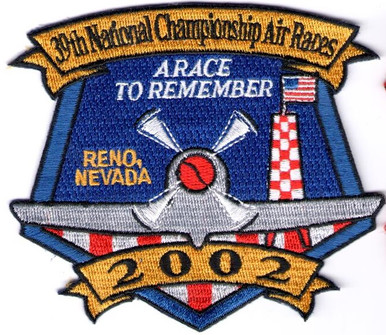 2002 Official Patch