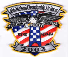 2003 Official Patch