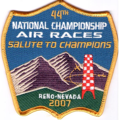 2007 Official Patch