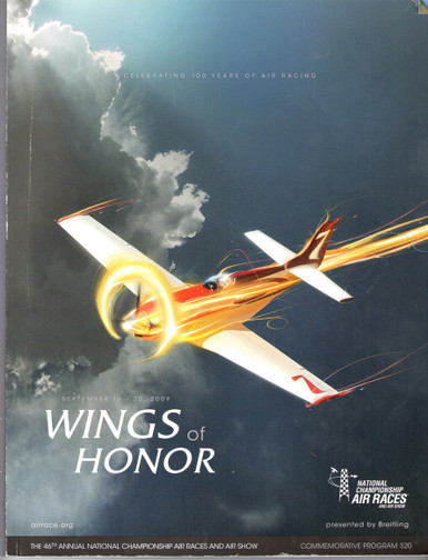 2009 Official Program