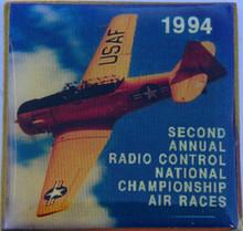 1994 Radio Control NCAR Pin