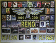 1964-2001 Collection Poster