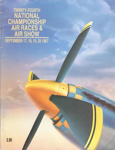 1987 Official Program