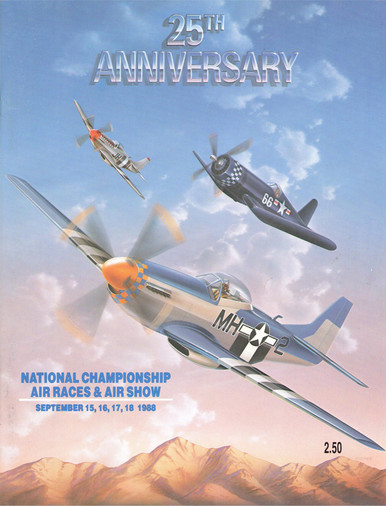1988 Official Program