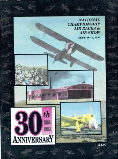 1993 Official Program