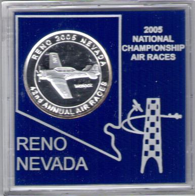 2005-42nd Annual Event Silver Coin