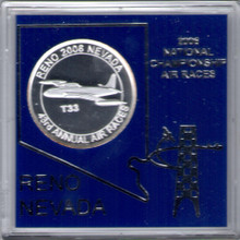 2006-43rd Annual Event Silver Coin