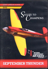 2007 Reno Air Races Event Video