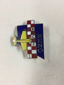 2012 Official Pylon Pin