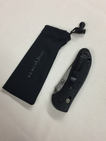 Benchmade Knife black