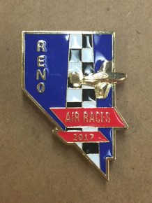 2017 Official Pylon Pin