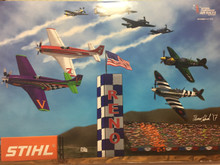 2017 Official Air Race Poster
