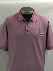 Men's Oxford Polo
