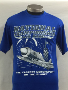 "Men's Gauge Tee ""The Fastest Motorsport on the Planet"""