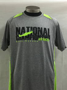 Men's Contender two color tee