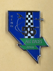 2018 Official 55th Anniversary Pylon Pin