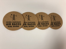 Cork Coaster Set