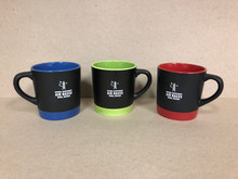 Two Tone Americano Coffee Mug
